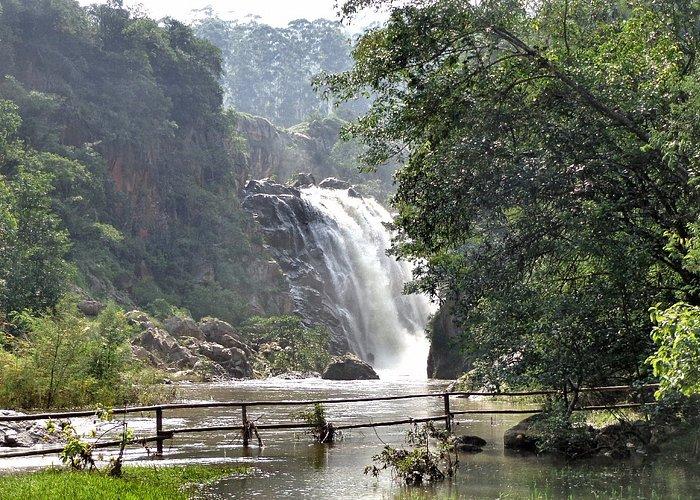 Maiores quedas de água do Reino da Swazilândia.