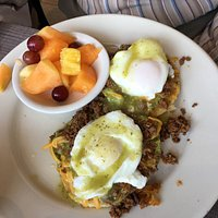 Breakfast options at Jagged Fork in Rochester Hills