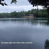 The mysterious Naukban lake in barangay San Isidro, Pilar, Camotes