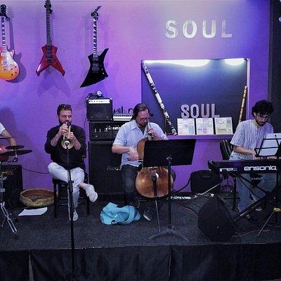 The Mediterranean Sundance Trio, live @SOUL.