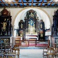Intérieur de la Chapelle des Bassots