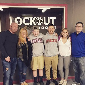 Family Fun Night Success at Lockout Escape Rooms Rochester, NY