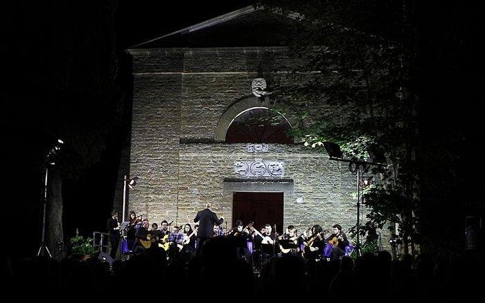 Abbazia San Donnono in Soglio - Concerto Estivi