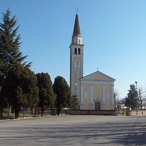 Chiesa di S. Giovanni Battista, Biancade.
