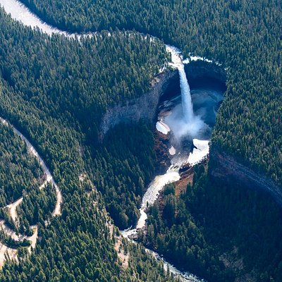 Helmcken Falls, Wells Gray Provincial Park, Clearwater, British Columbia