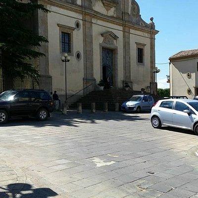 Frontale della chiesa di S. Pietro