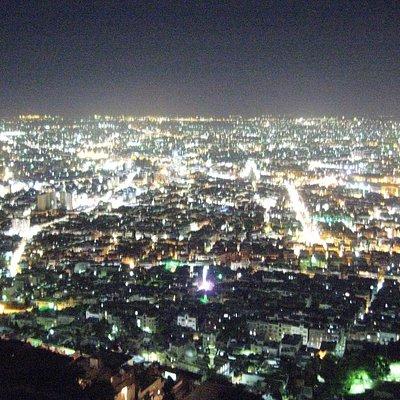 Panorama su Damasco