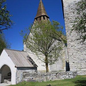 Gammelgarns kyrka