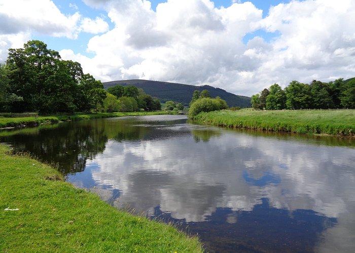 River Tweed a short walk away