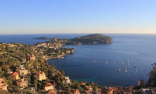 Heart of the Riviera private tour - Villefranche, St Jean Cap Ferrat, Beaulieu/mer, Eze & La Tur