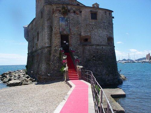 Castello sul Mare - Rapallo