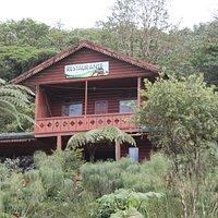 Chalet Style Restaurant at Selvatura Park