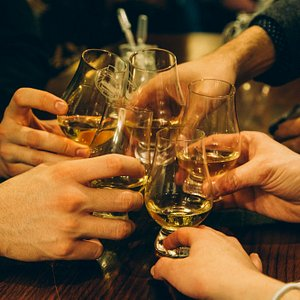 Whisky has been made to be enjoyed