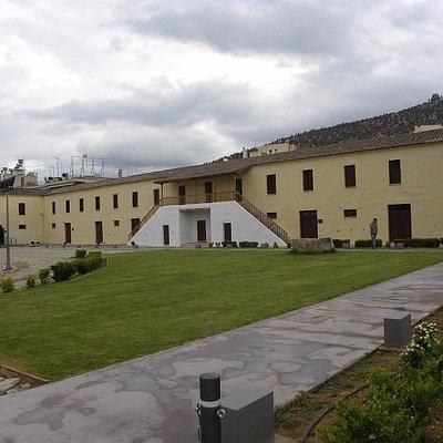 Kapodistrias' Barracks, now the Byzantine Museum