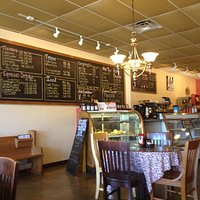 Heights Cafe - Inside
