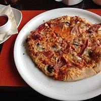 mała pizza