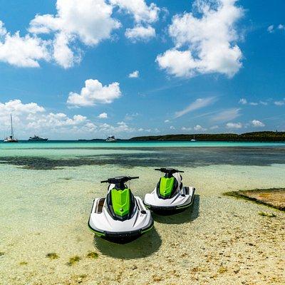 Jet Ski Rentals in Governor's Harbour