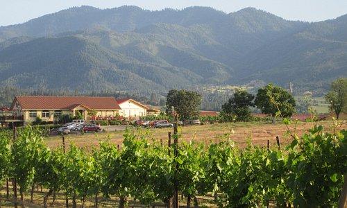 Paschal Winery, Ashland, Oregon