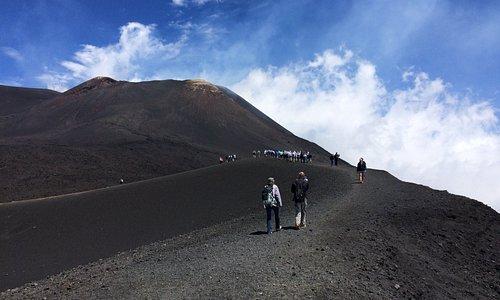 Escursione a quota 3.000 mt.