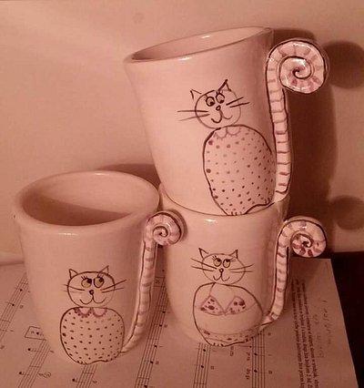 Pottery handmade
