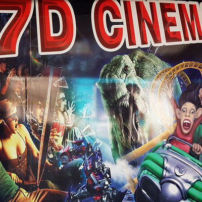 7D Cinema Porthcawl