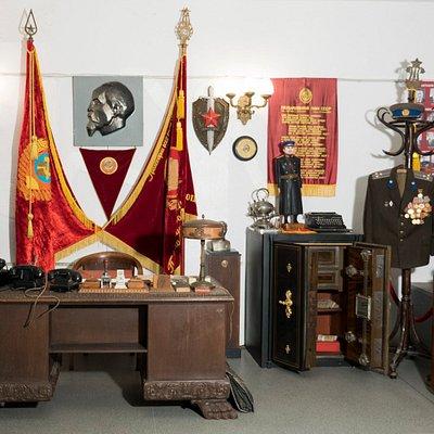 KGB Chief Cabinet