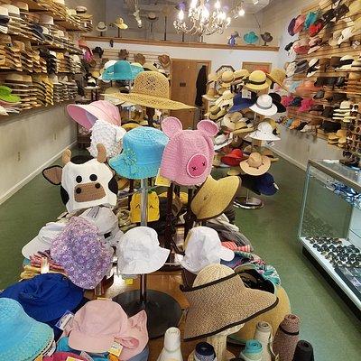 Dirty Billy's Hats of Charleston