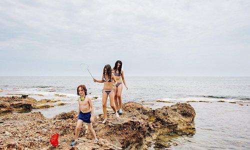 """Porque un día en """"cangrejeras"""" sólo puede ser un gran día. Disfruta el #MediterráneoEnVivo"""