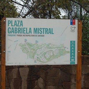 Plaza Gabriela Mistral