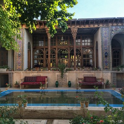 Manteghi Nezhad Historical House