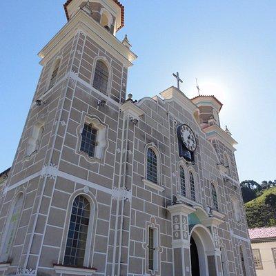 Igreja Matriz de Santa Rita de Jacutinga
