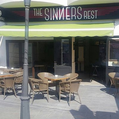 under new management, we welcome you all to The Sinners Rest