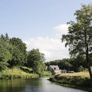 New Mills Tour Fishing Park