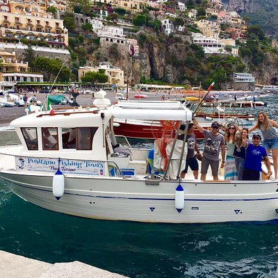 A wonderful day out with Positano Fishing Tours! 🐠🐠🐠