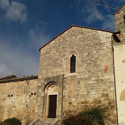 La piccola chiesa di Magliano