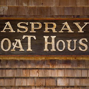 The Aspray Boat House is a community fixture that sits amidst beautiful Historic Pawtuxet Villag