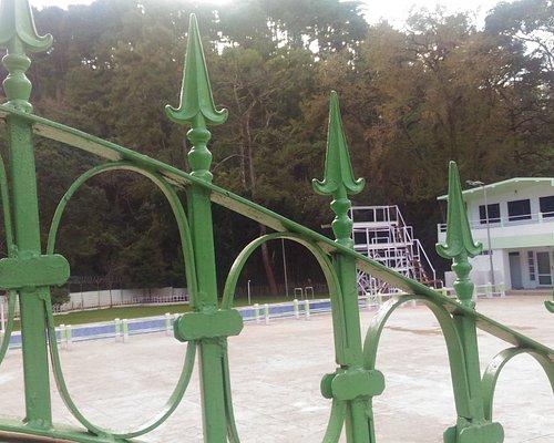 View of Crinoline Swimming Pool
