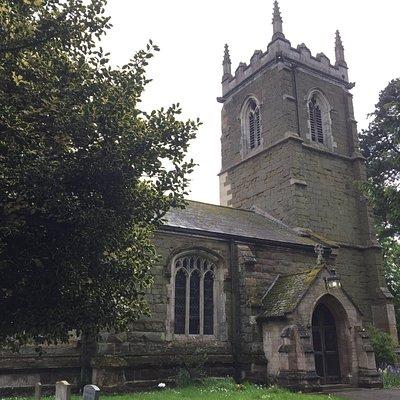 St Mary's Church Manby