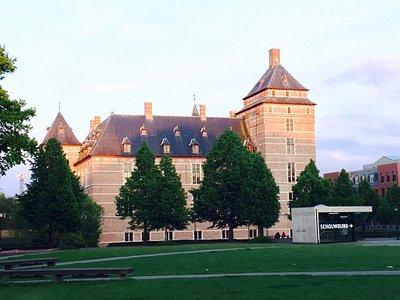 Kasteel van de hertogen van Brabant.