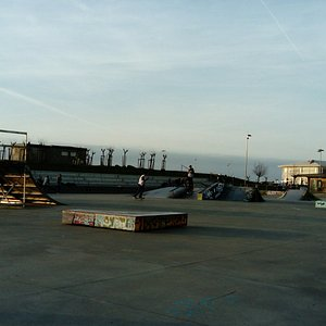 Skatepark de la barre  !
