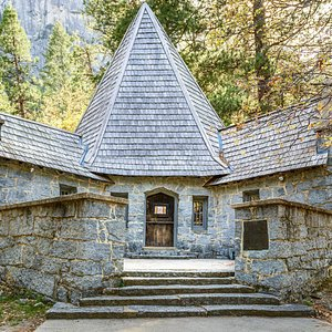 Yosemite Conservation Heritage Center - formerly LeConte Memorial Lodge/ Peter Mason