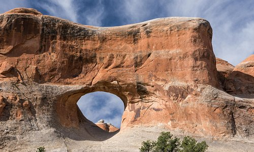 Tunnel Arch in the Morning