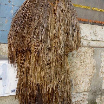 """""""Doorman"""" at Santos Oficios"""