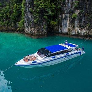 Premium Speed Boat