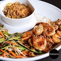 Thai Pad una verdadera delicia de nuestra cocina Nikkei...