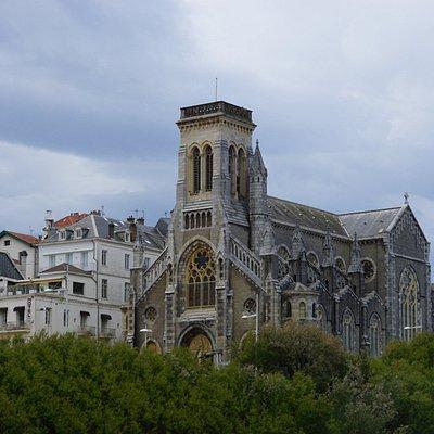 Église Ste-Eugénie