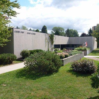 Galerie d'art et Musée acadien