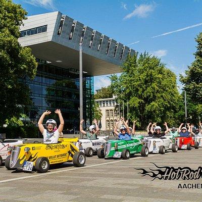 mini Hotrod Tour - Dreiländer-Rallye