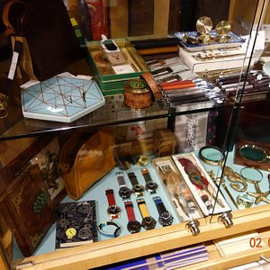 More, pens, watches, etc.