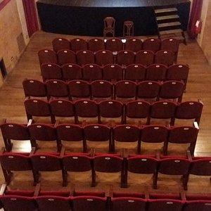 Il teatro Vittoria di Pennabilli